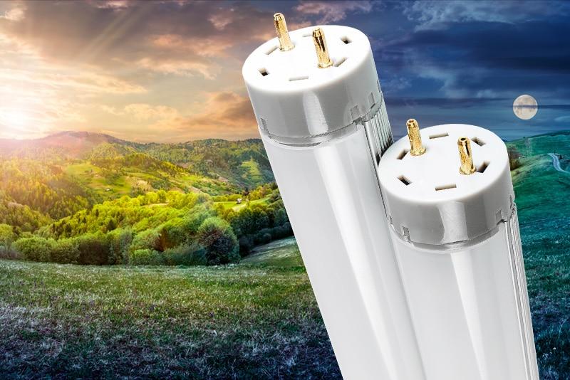 G5 Dimmbale LED-valoputken banneri.